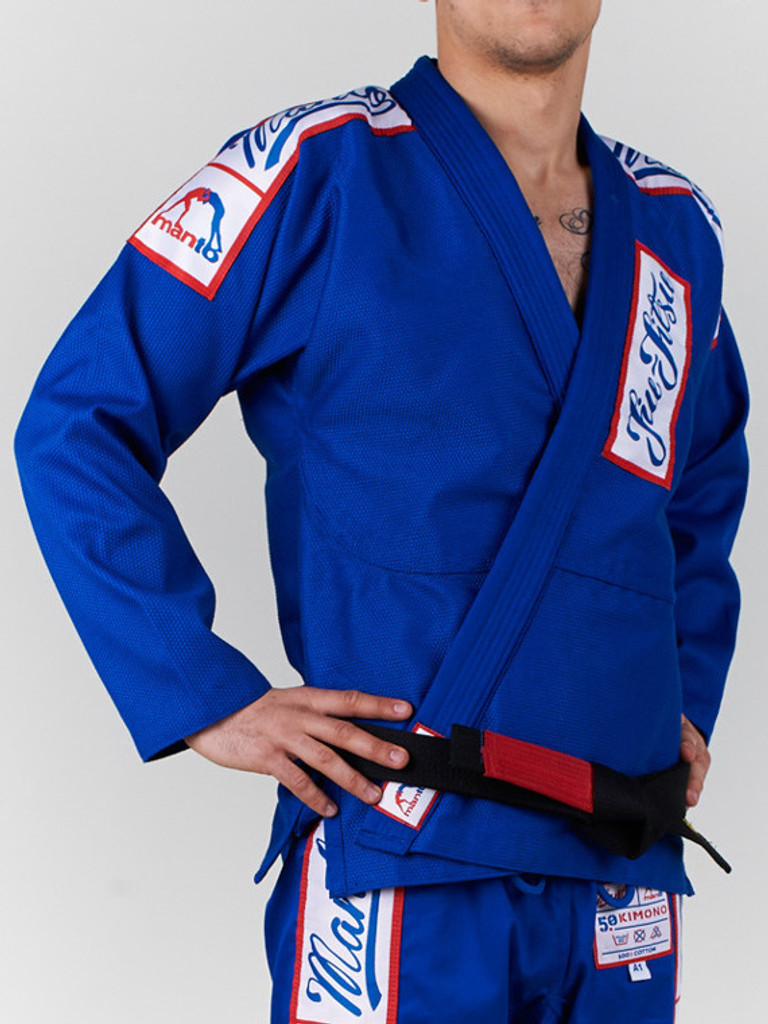 "MANTO ""CHAMP 5.0"" BJJ GI Blue"