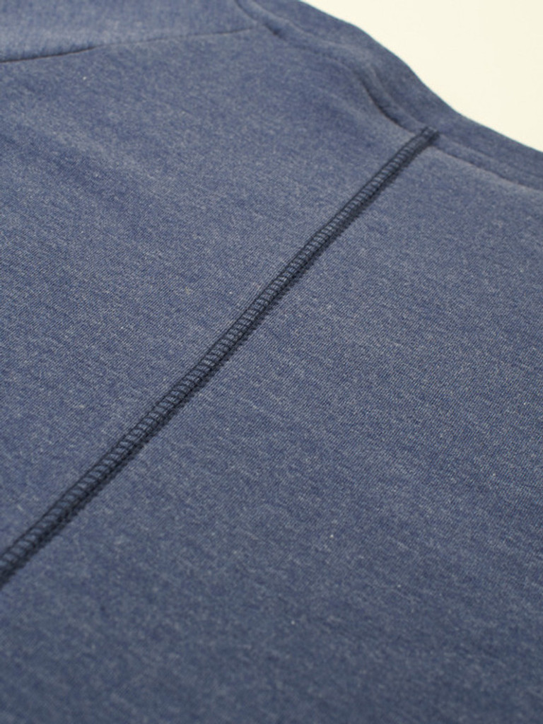 "MANTO ""AIMI"" Sweater for Women Blue Melange"