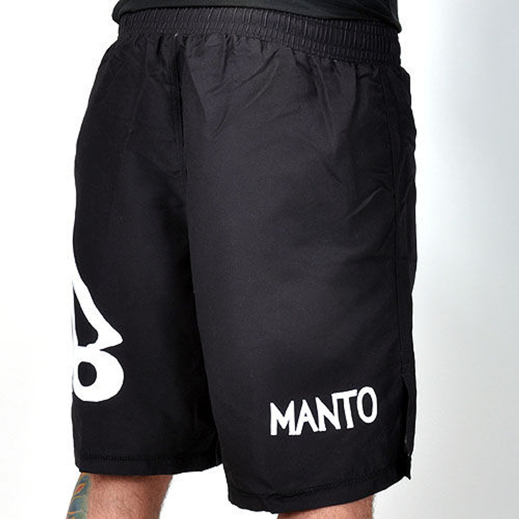 "Pro Shorts ""LOGO"" black"
