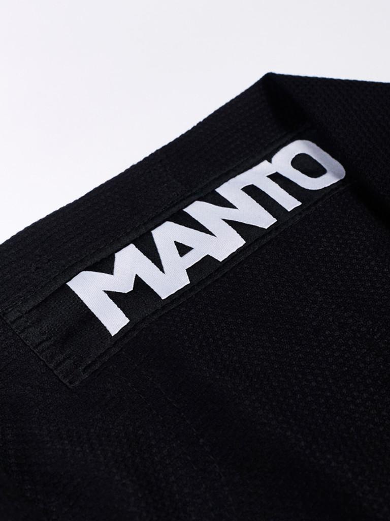 """MANTO """"TECHNICO"""" BJJ GI Black"""