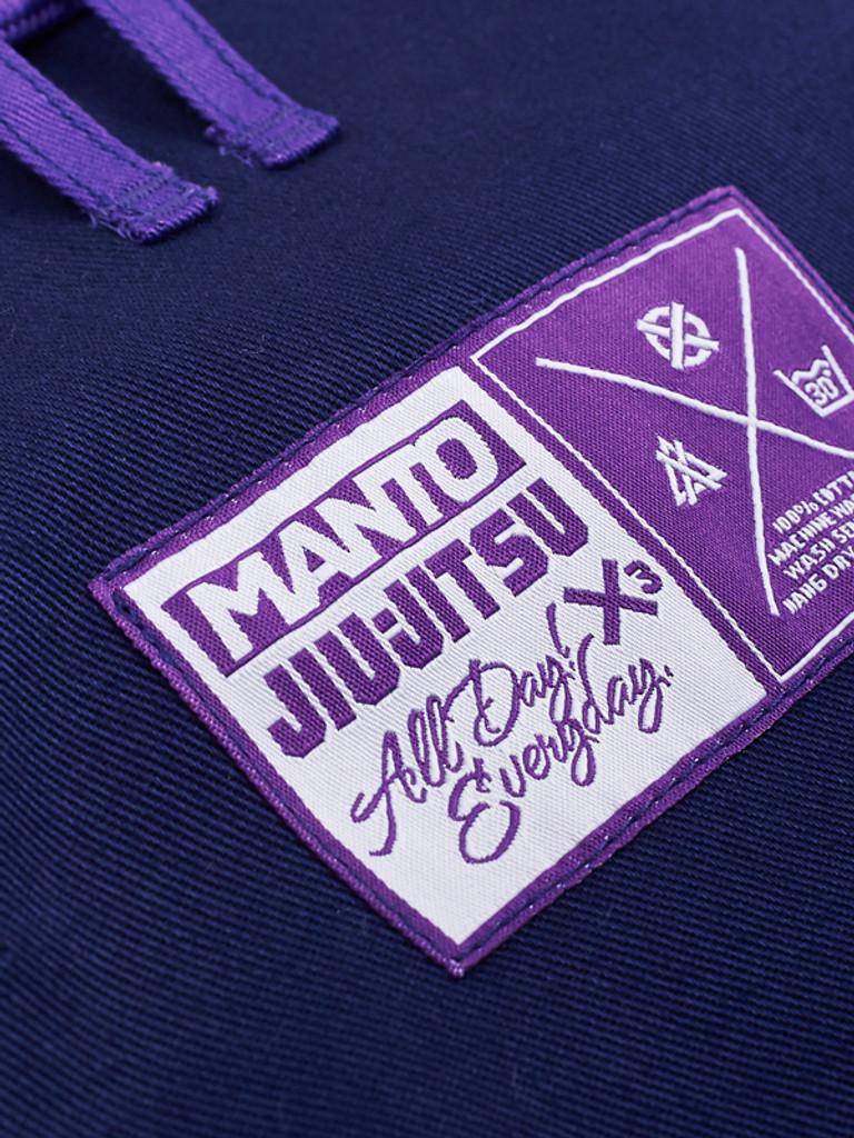 "MANTO ""X3"" BJJ GI Navy"