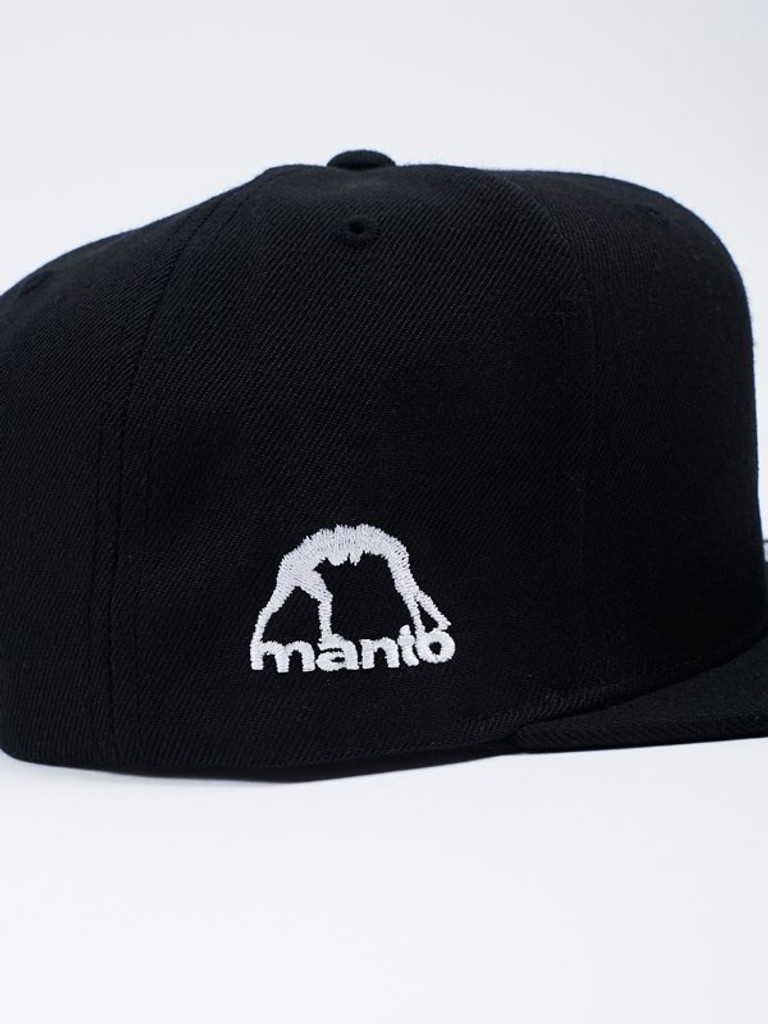 "MANTO ""RING "" CAP Black"