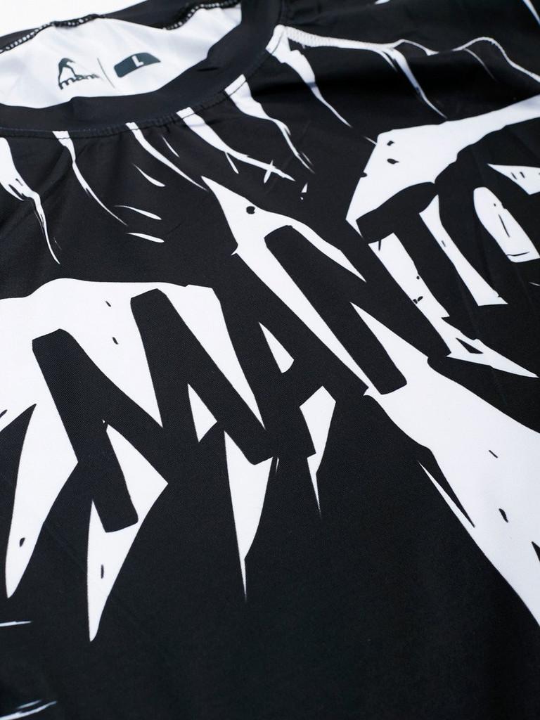 """MANTO """"VOODOO V2"""" RASHGUARD Long Slv"""