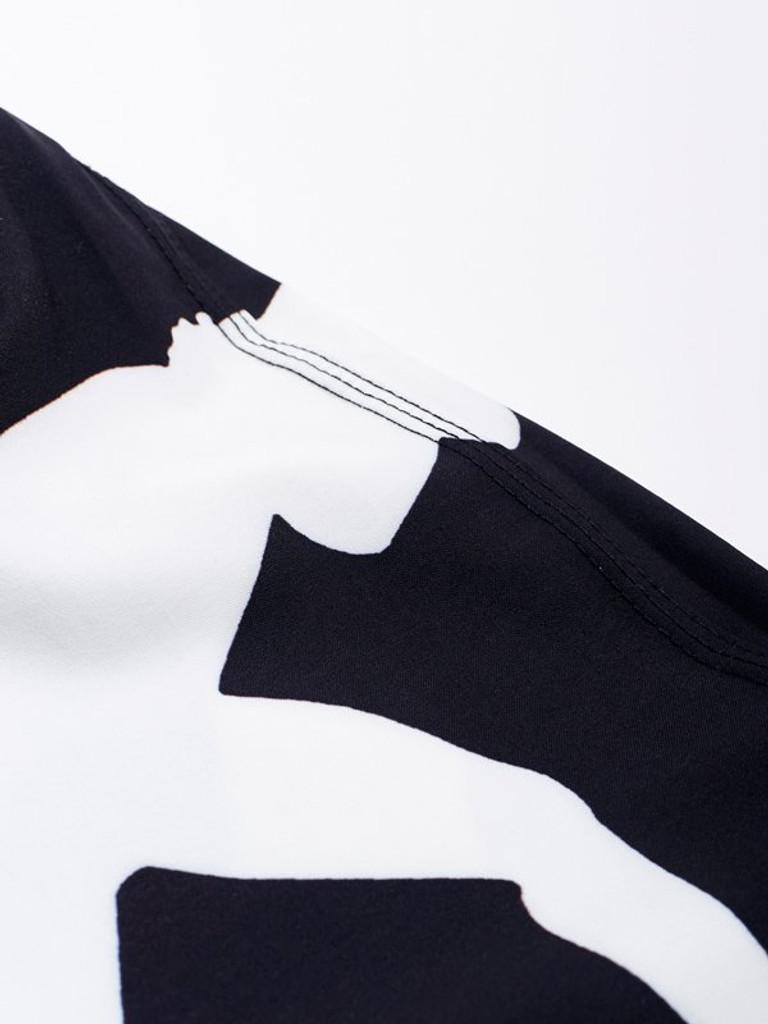 """MANTO """"LOGO"""" Pro Shorts v4 Black"""