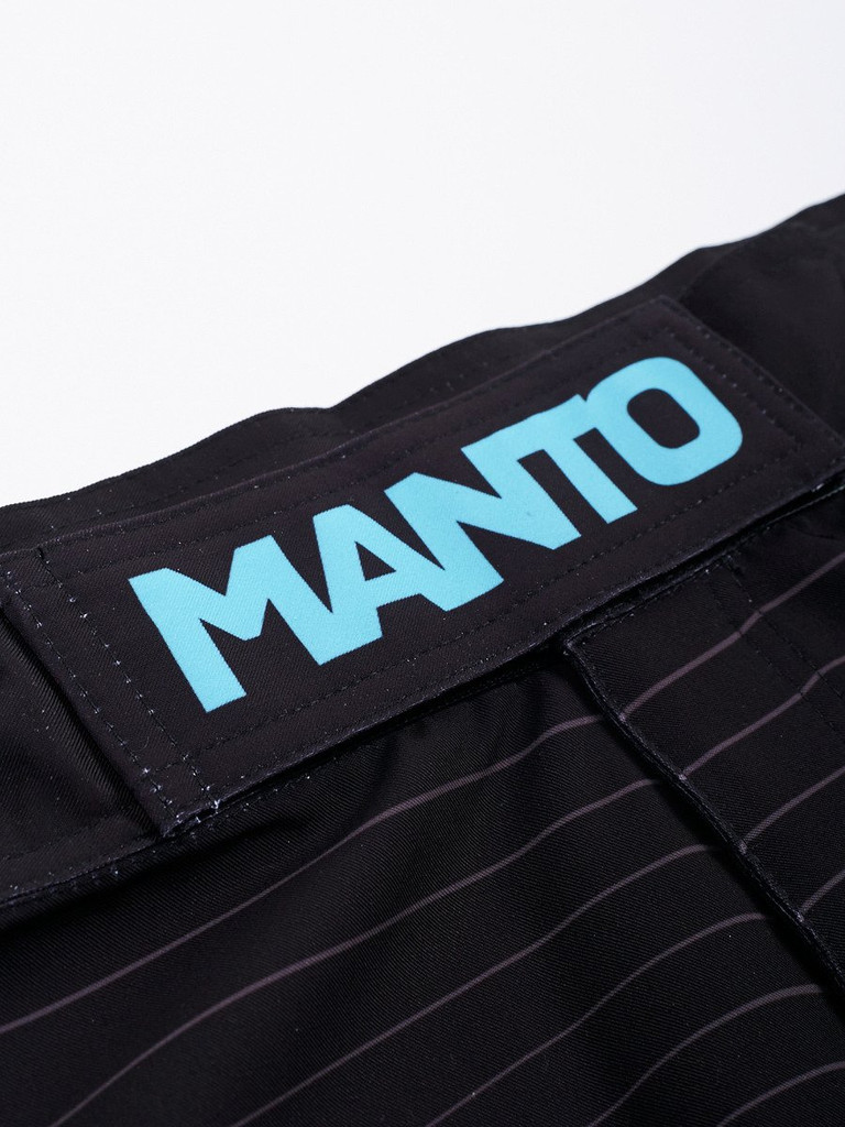 "MANTO ""HORIZON"" Pro Shorts Black"