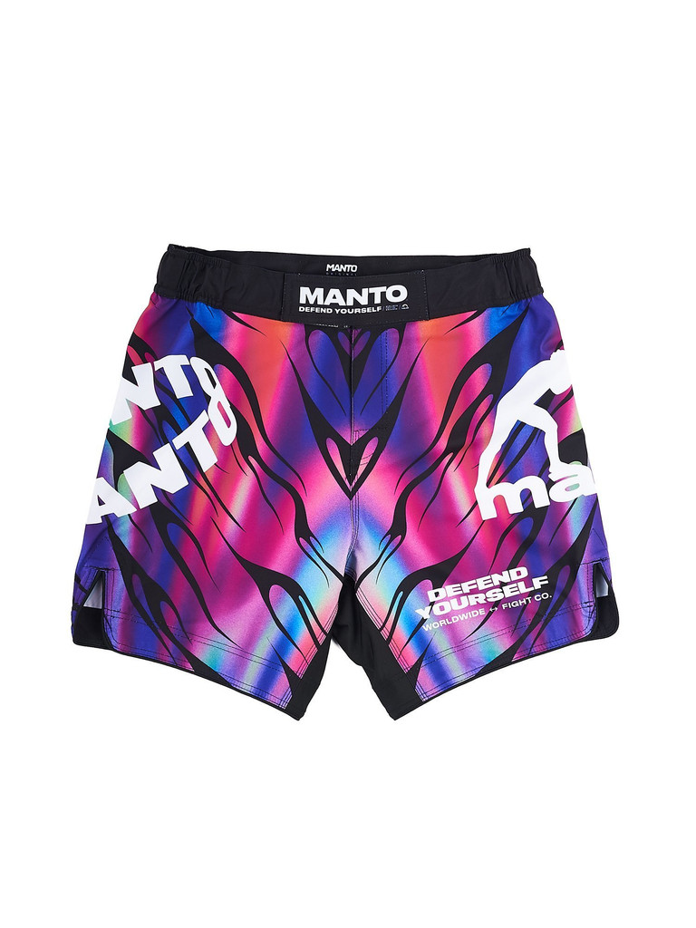 "MANTO ""FLAME"" Pro Shorts"