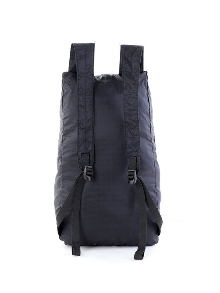 "MANTO ""CITY"" Packable Backpack Black"