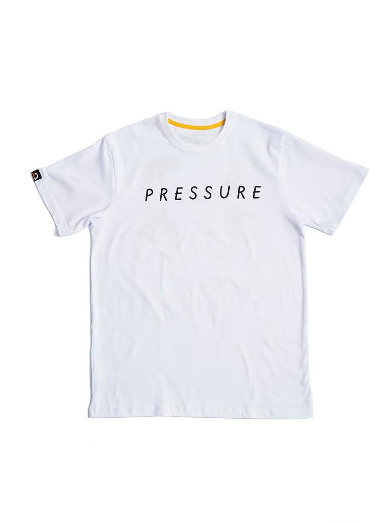 """MANTO """"PRESSURE"""" T-SHIRT White"""
