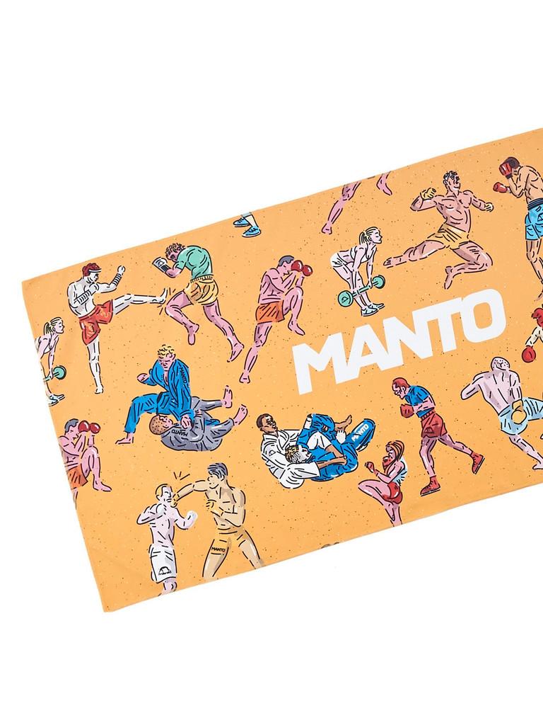 """MANTO """"GYM"""" SportsTowel"""