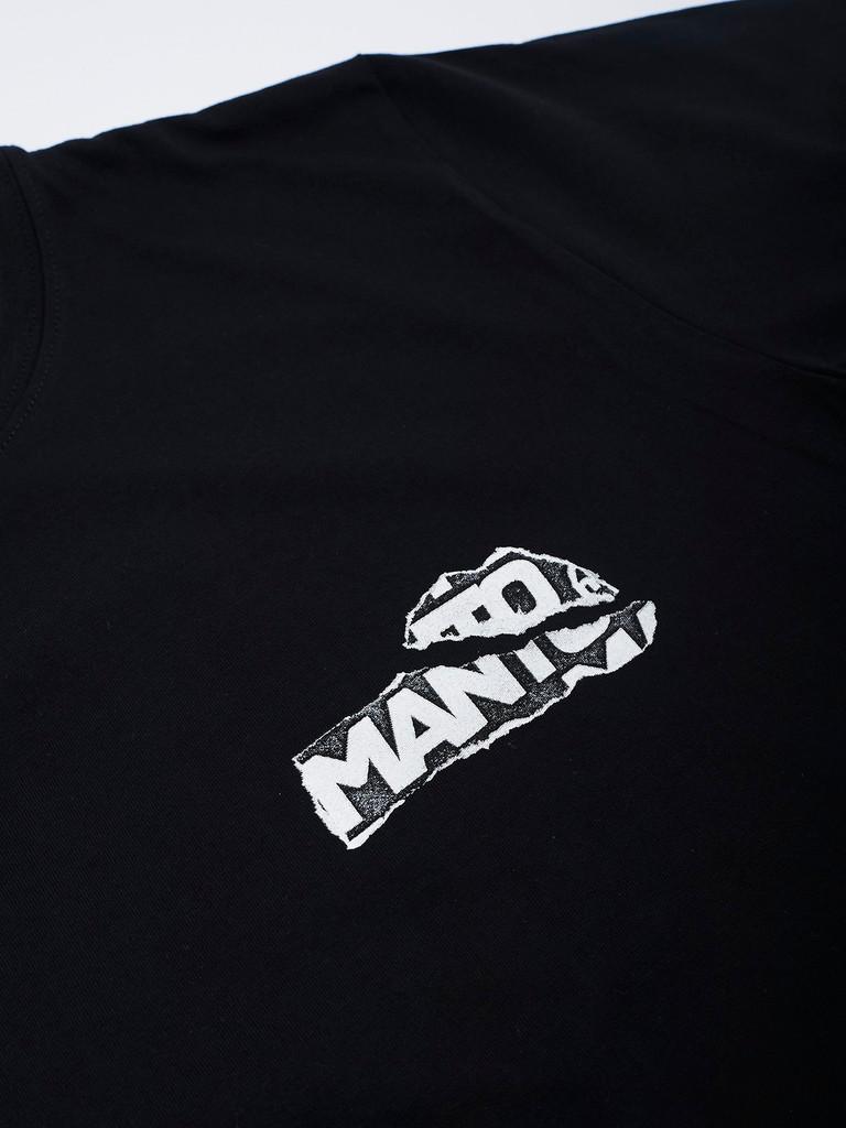 "MANTO ""TORN"" T-SHIRT White"