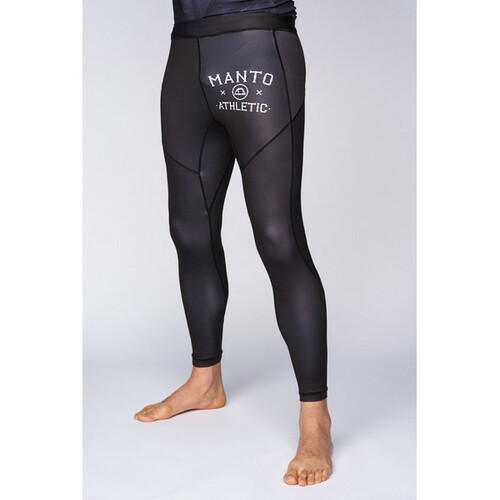 "MANTO ""ATHLETIC"" Spats Black"