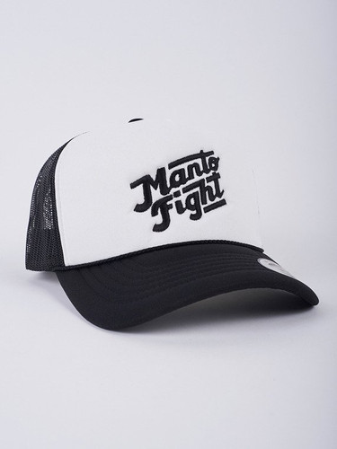 "MANTO ""CALI "" CAP Black & White"