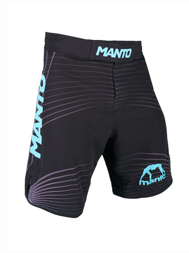 "MANTO ""HORIZON"" Pro Shorts Black"