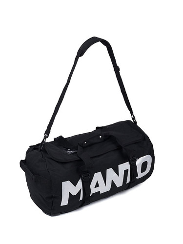 "MANTO ""PRIME""Dufflebag Black"