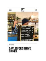 Daylesford in 5 Drinks