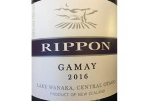 2017 Rippon Gamay