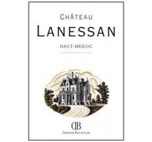 2015 Chateau Lanessan Bordeaux