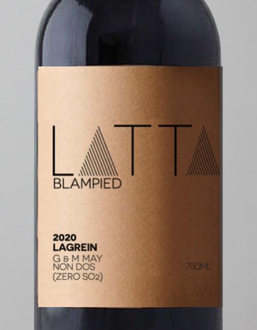 2020 Latta Vino Lagrein