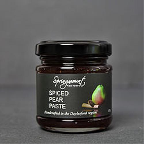 Springmount Spiced Pear Paste