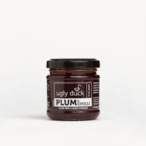 Ugly Duck Plum & Chilli Paste