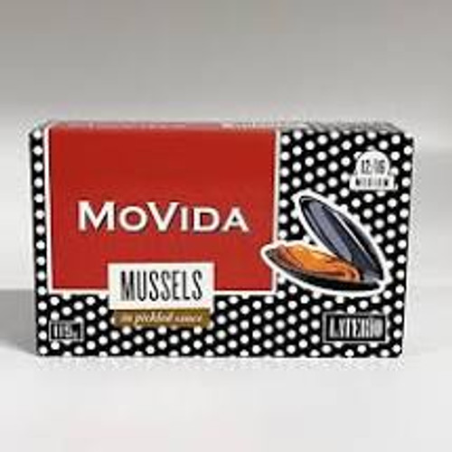 Movida Mussels Escabeche