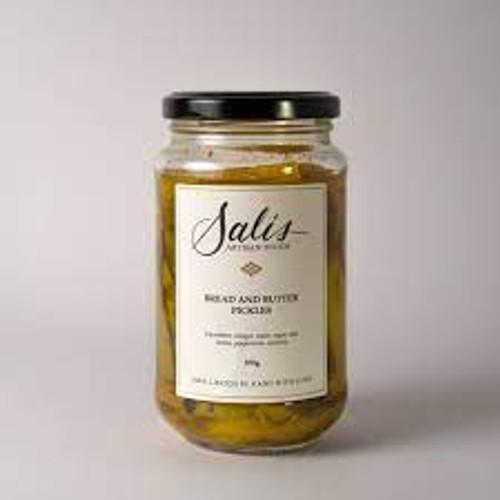 Salis Bread & Butter Pickle