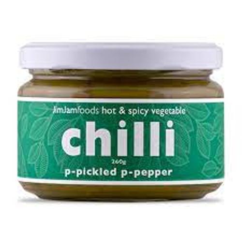 JimJam Pickled Pepper Chilli
