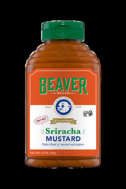 Beaver Sriracha Mustard