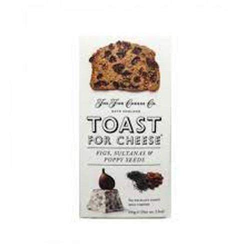 The Fine Cheese Co Toast Biscuits