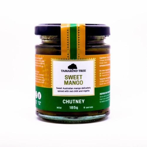 Tamarind Tree  Sweet Mango Chutney