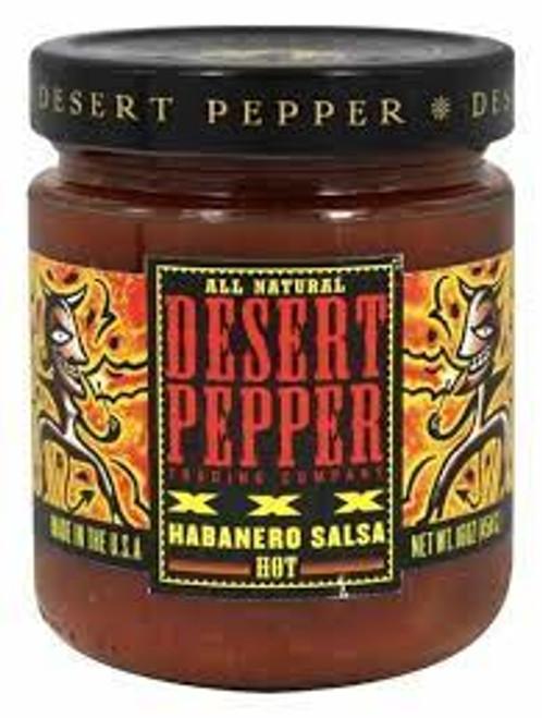 Desert Pepper XXX Salsa