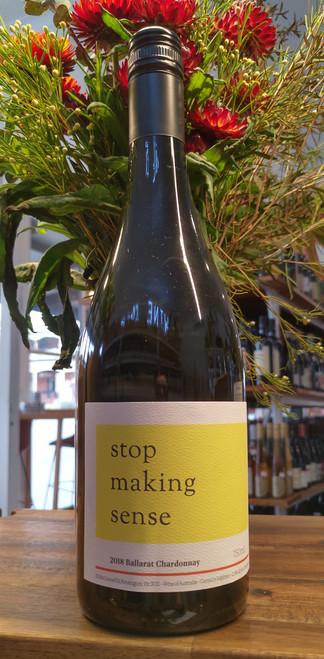 Stop Making Sense Chardonnay