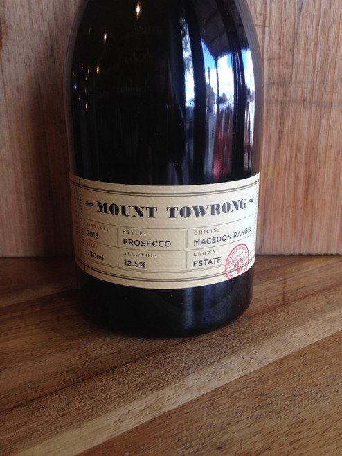 Mount Towrong Prosecco