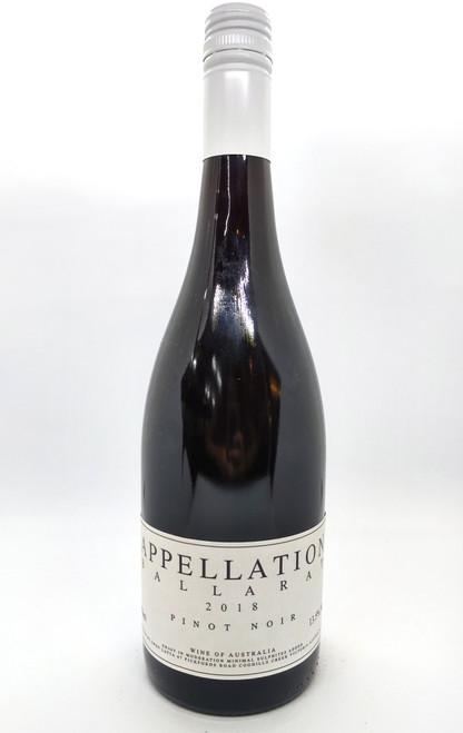 2018 Appellation Ballarat Pinot Noir