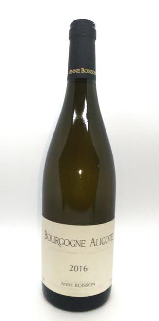 2016 Anne Boisson Bourgogne Aligote