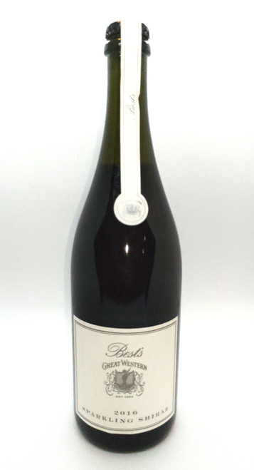 2016 Best's 'Great Western' Sparkling Shiraz