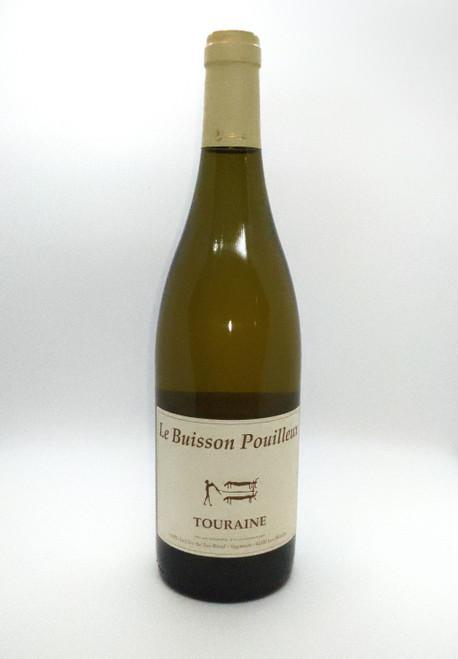2016 Le Clos du Tue-Boeuf 'Le Buisson Pouilleux' Blanc
