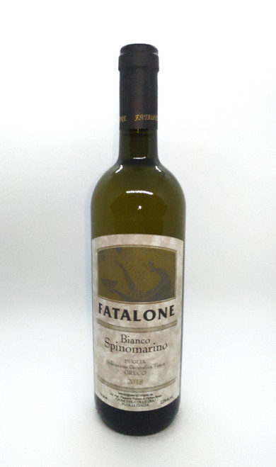 2018 Fatalone Bianco 'Spinomarino' Greco