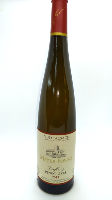 2013 Meyer-Fonne Dorfburg Pinot Gris