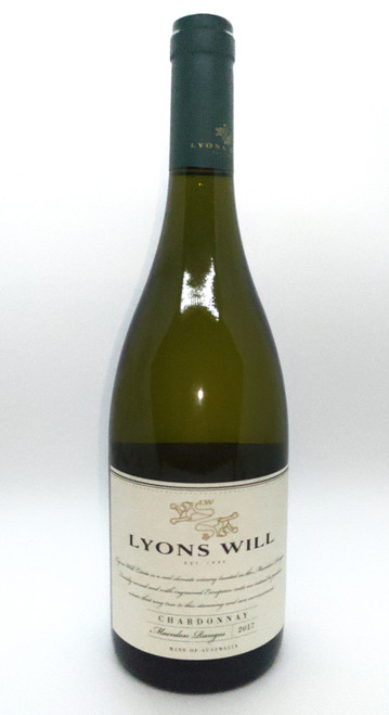 2017 Lyons Will Chardonnay