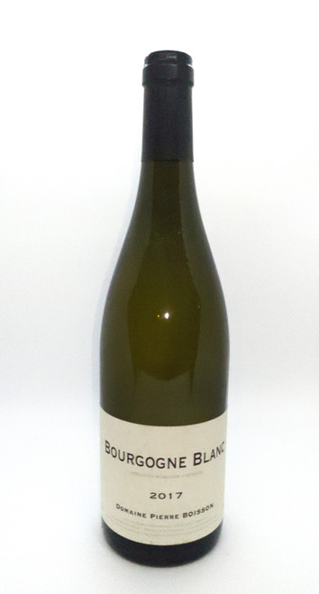 2017 Pierre Boisson Bourgogne Blanc