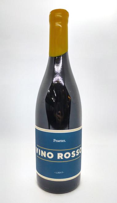 2017 Praeter 'Vino Rosso'