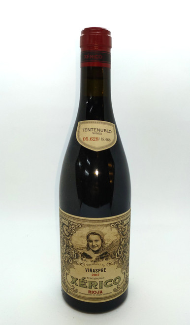 2017 Tentenublo Xerico 'Rioja' Tempranillo blend