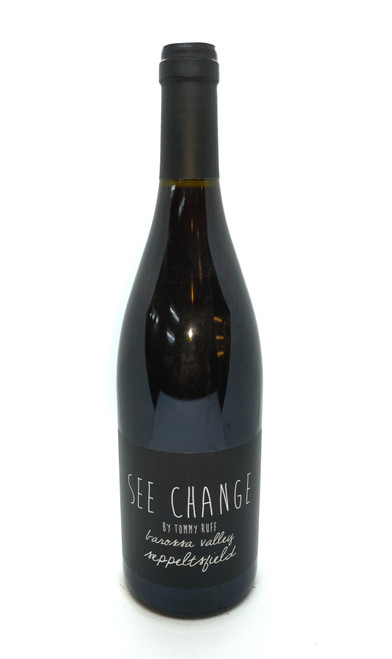 2017 Tommy Ruff 'See Change' Mourvedre