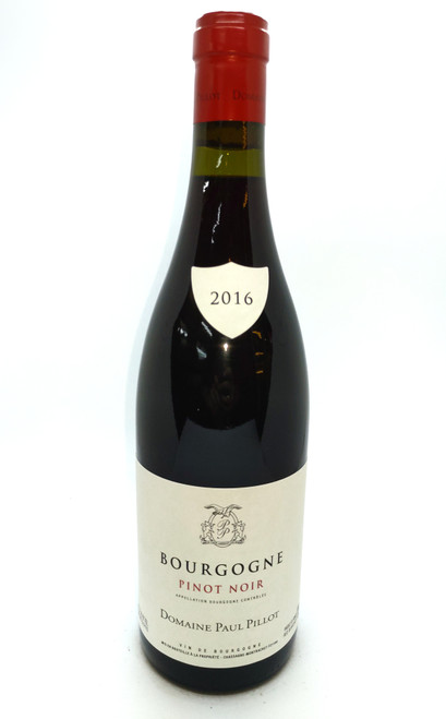 Paul Pillot Bourgogne Rouge