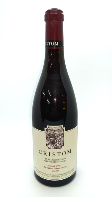 2013 Cristom 'Louise Vineyard' Pinot Noir