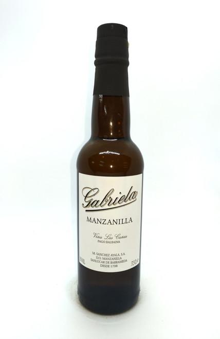 Sanchez Ayala 'Gabriela' Manzanilla Sherry 375ml
