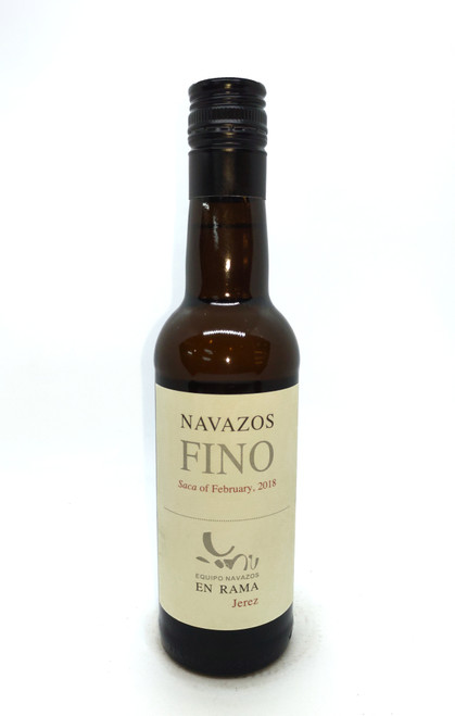 Navazos Fino en Rama Sherry 375ml