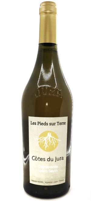 Domaine Morel les Pieds Sur Terre Chardonnay Saint Savin
