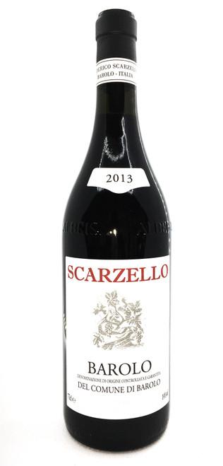 2013 Scarzello Barolo